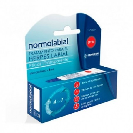 Comprar NORMOLABIAL TRATAMIENTO 6 ML NORMON