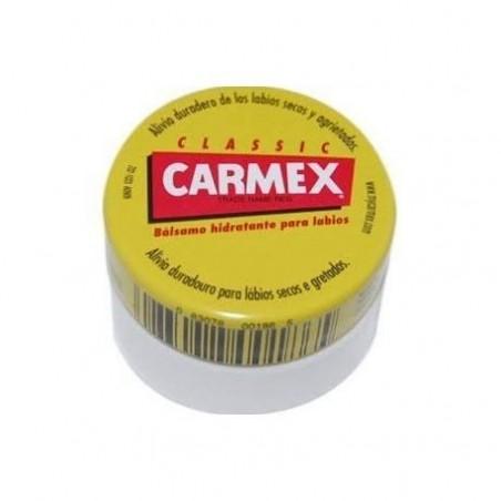 Comprar CARMEX BÁLSAMO LABIAL EN TARRO 7,5 GR