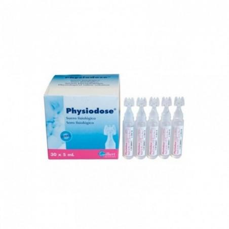 Comprar PHYSIODOSE SUERO 30 X 5 ML UNIDOSIS GILBERT