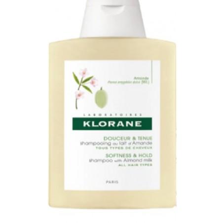 Comprar KLORANE CHAMPÚ LECHE ALMENDRAS  200 ML