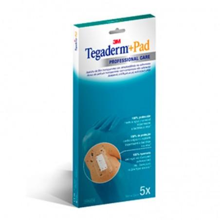 Comprar TEGADERM + PAD 5 UNIDADES