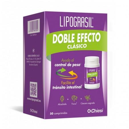 Comprar LIPOGRASIL DOBLE EFECTO CLÁSICO 50 COMPRIMIDOS