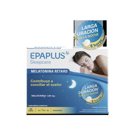 Comprar EPAPLUS SLEEPCARE RETARD 60 COMPRIMIDOS