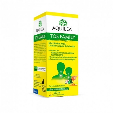 Comprar AQUILEA TOS FAMILY 150 ML