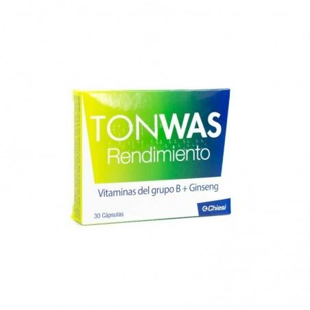 Comprar TONWAS RENDIMIENTO 30 CÁPSULAS