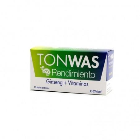 Comprar TONWAS RENDIMIENTO 10 VIALES