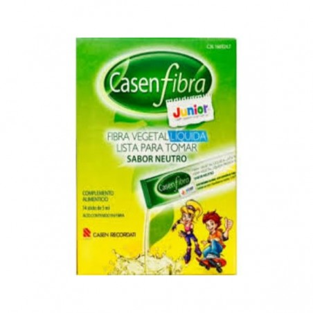 Comprar CASENFIBRA JUNIOR 14 SOBRES 5 ML