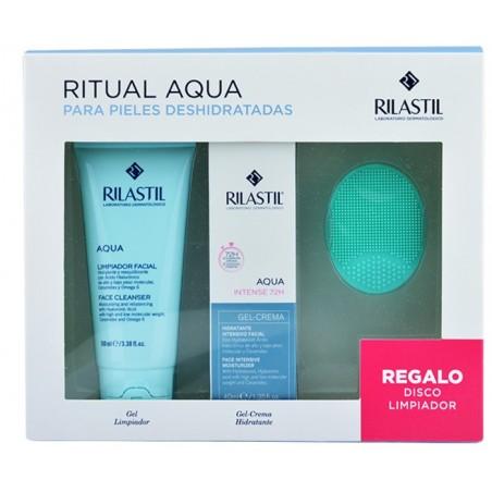 Comprar RILASTIL RITUAL AQUA GEL LIMP + AQUA INTENSE 72H