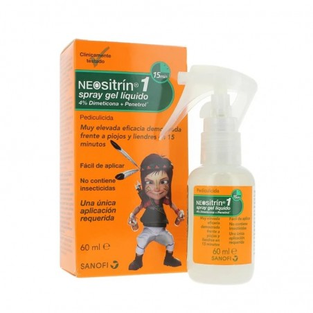 Comprar NEOSITRIN SPRAY GEL LÍQUIDO 60 ML