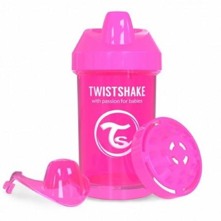 Comprar TWISTSHAKE CRAWLER CUP FUCSIA 300 ML +8M