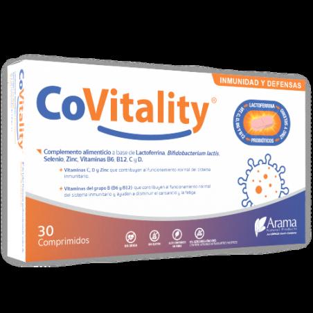 Comprar COVITALITY 30 COMPRIMIDOS