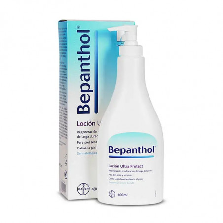 Comprar BEPANTHOL LOCIÓN ULTRA PROTECT 400 ML