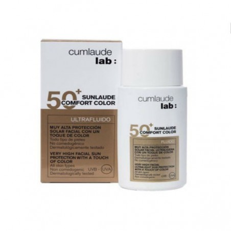 Comprar SUNLAUDE SPF 50+ COMFORT COLOR 50 ML