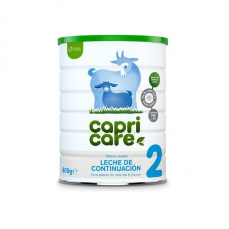 Comprar CAPRICARE CONTINUACIÓN 2 LECHE DE CABRA 800G
