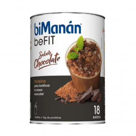 Comprar BIMANÁN BATIDO BEFIT CHOCOLATE 540 G