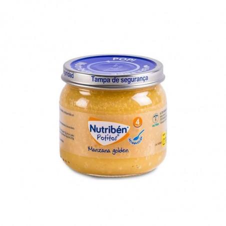 Comprar NUTRIBÉN MANZANA GOLDEN 120 G