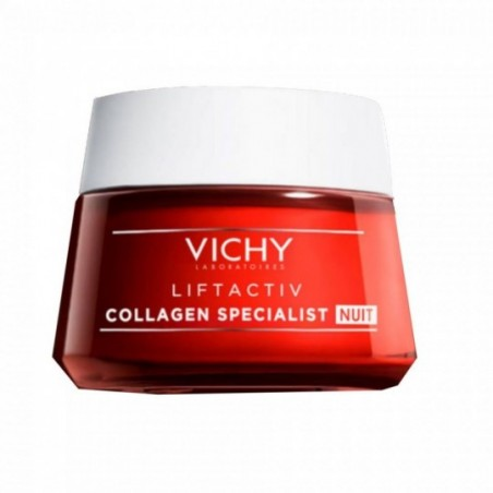 Comprar VICHY LIFTACTIV COLLAGEN SPECIALIST NOCHE 50 ML