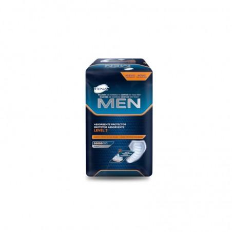 Comprar TENA MEN COMPRESA HOMBRE NIVEL 3 16 UNIDADES