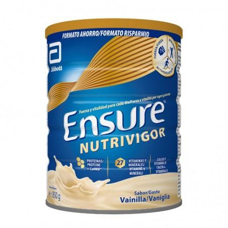 Comprar ENSURE NUTRIVIGOR POLVO VAINILLA 850 G