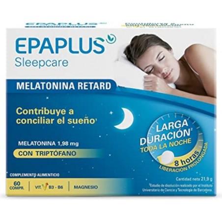 Comprar EPAPLUS RETARD + TRIPTÓFANO 60 COMPRIMIDOS