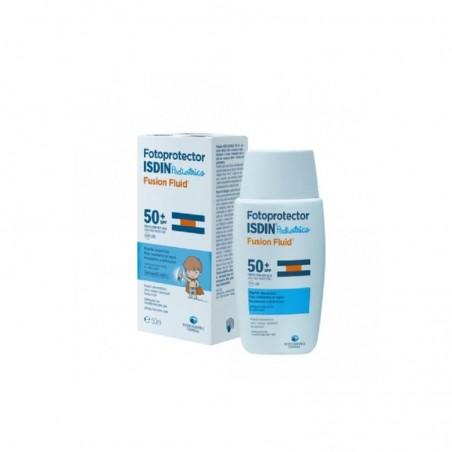 Comprar ISDIN PEDIATRICS FUSION FLUID SPF50+ FOTOPROTECTOR 50 ML