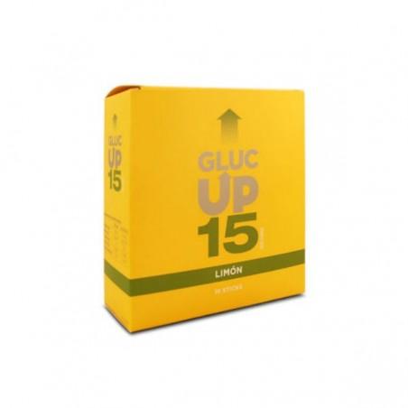 Comprar GLUC UP 15 LIMÓN 10 STICKS