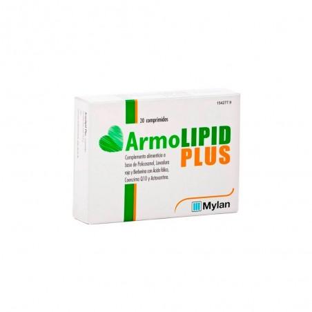 Comprar ARMOLIPID PLUS 20 COMP