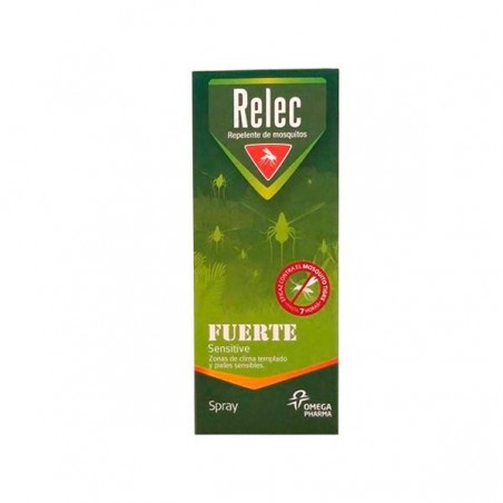 Comprar RELEC FUERTE SENSITIVE SPRAY 75 ML
