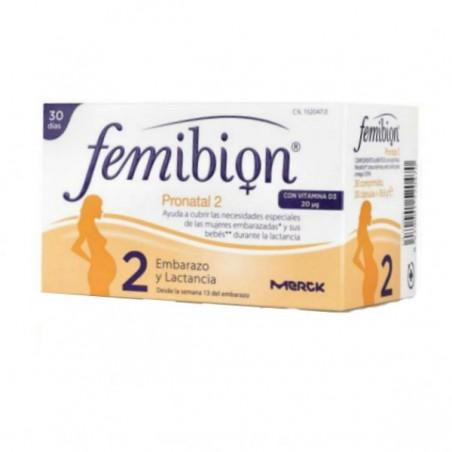 Comprar FEMIBION PRONATAL 2 30 CAPS