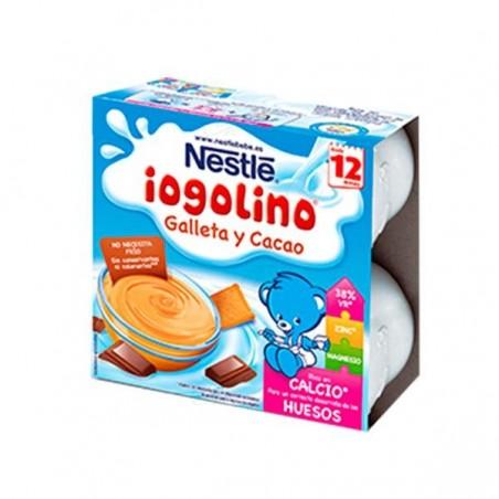 Comprar NESTLE IOGOLINO GALLETA Y CACAO
