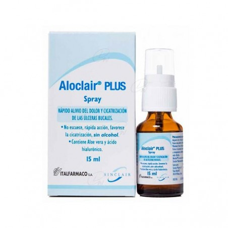 Comprar ALOCLAIR SPRAY PLUS 15 ML