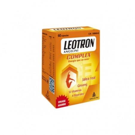 Comprar LEOTRON COMPLEX 60 CAPS