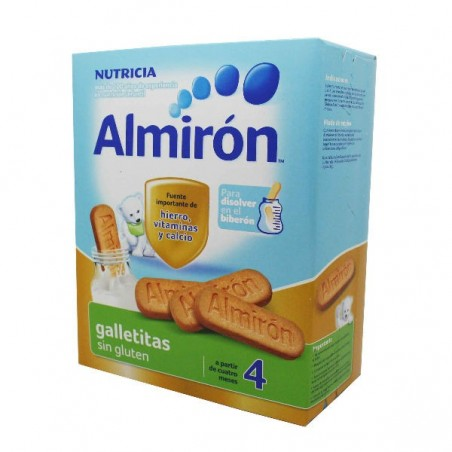 Comprar ALMIRÓN GALLETITAS ADVANCE SIN GLUTEN 250 G