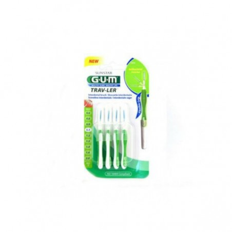 Comprar CEPILLO INTERDENTAL GUM ULTRAFINO 1.1 MM 6 UDS