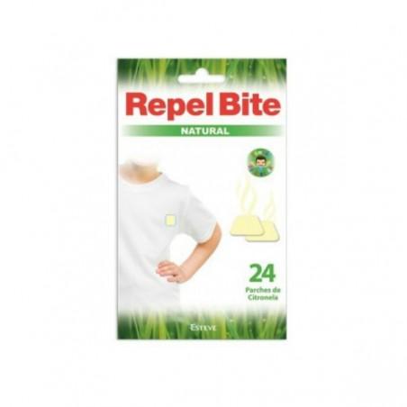 Comprar REPEL BITE NATURAL 24 LÁMINAS