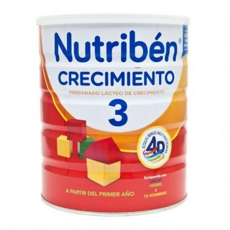 Comprar NUTRIBÉN CRECIMIENTO 800 G