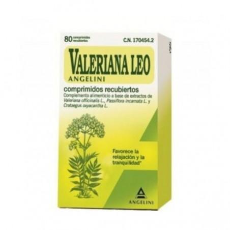 Comprar VALERIANA LEO 80 COMP