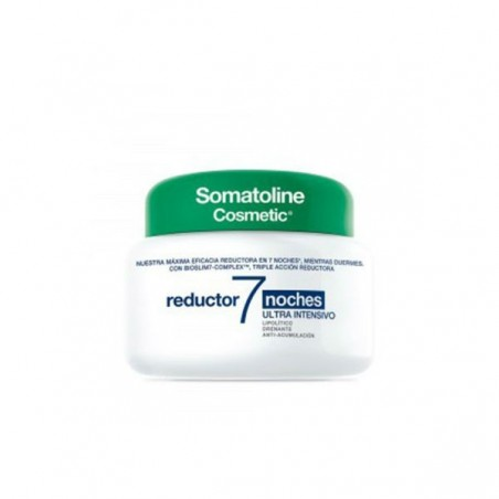 Comprar SOMATOLINE REDUCTOR ULTRA INTENSIVO 7 NOCHES 450 ML