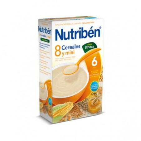 Comprar 8 CEREALES Y MIEL DIGEST NUTRIBÉN 300 G