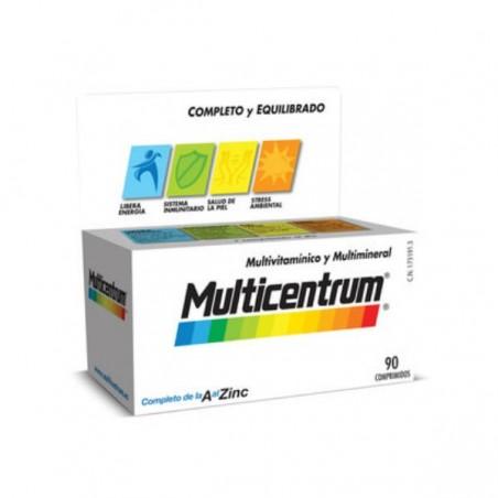 Comprar MULTICENTRUM VITAMINAS Y MINERALES 90 COMP