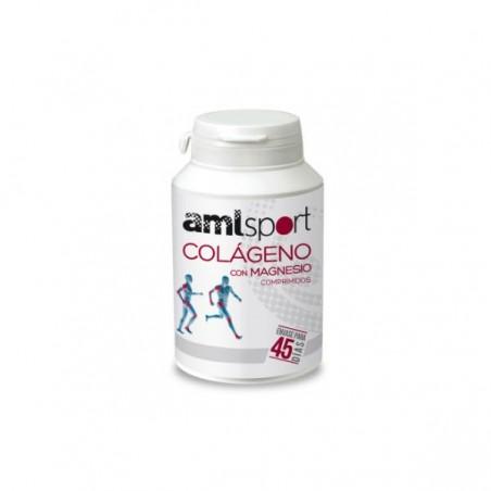 Comprar AMLSPORT COLÁGENO CON MAGNESIO 270 COMP
