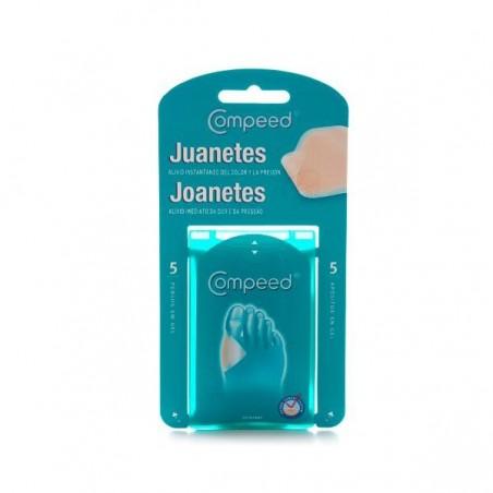 Comprar COMPEED JUANETES MEDIANOS 5 UDS