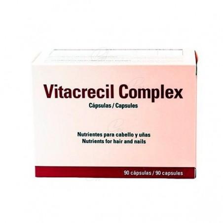 Comprar VITACRECIL COMPLEX CAPSULAS 90 CAPS