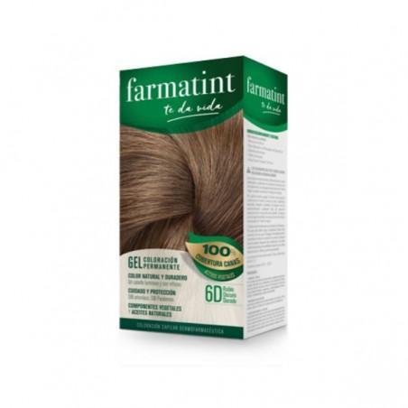 Comprar FARMATINT 6D RUBIO OSCURO DORADO