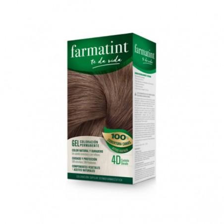Comprar FARMATINT 4D CASTAÑO DORADO