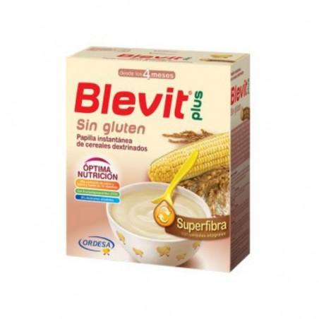 Comprar BLEVIT PLUS SUPERFIBRA APTO DIETA SIN GLUTEN 600 G