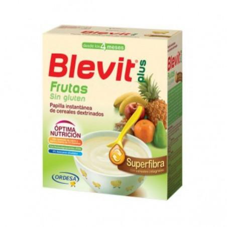 Comprar BLEVIT PLUS SUPERFIBRA FRUTAS 600 G