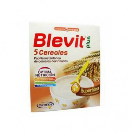 Comprar BLEVIT PLUS SUPERFIBRA PAPILLA 5 CEREALES 600 G