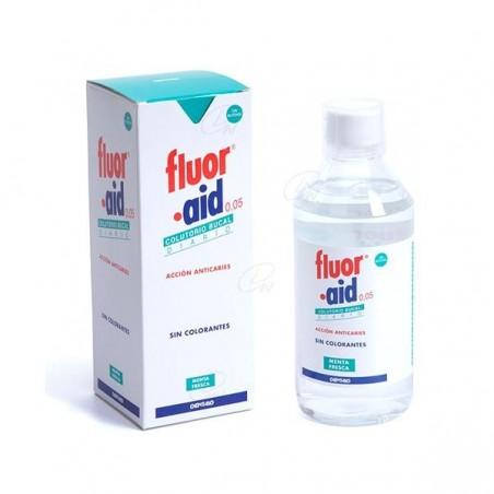Comprar FLÚOR AID 0.05 COLUTORIO 500 ML