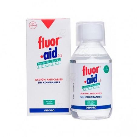 Comprar FLÚOR AID 0.2 COLUTORIO 150 ML
